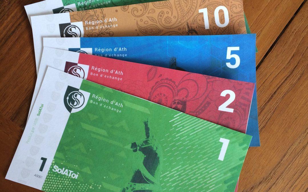 Conseil communal : la Ville soutiendra le lancement de la monnaie locale et citoyenne