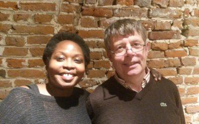 Esther Ingabire et Patrick Streel, nouveaux coprésidents d'Écolo-Ath