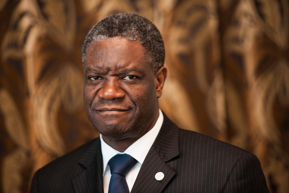 Le Conseil communal soutient l'action du Dr Mukwege
