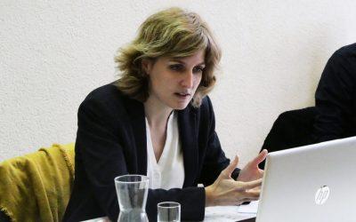 Boucle du Hainaut – La Ministre Céline Tellier à Ath
