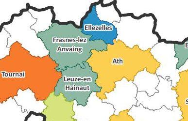 Notre Ville est lauréate de l'appel à projets «Communes pilotes de Wallonie cyclable» !